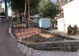 Mithatpaşa Mahallesi 200 Sokakta Park Yenileme Çalışması