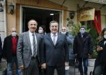 Konak Belediyesi'nden İlçedeki Tüm Otellere Dezenfeksiyon