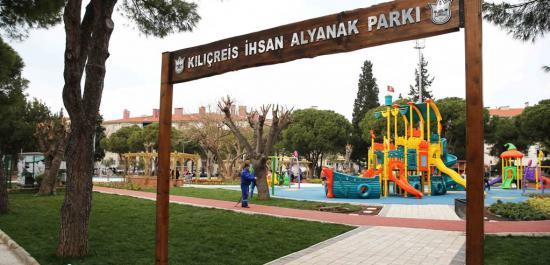 Konak'ta 3 Yılda 42 Park Yenilendi
