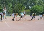 Genç Sporcular Ata'ları için Ter Döktü