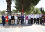 Konak Belediye Başkanı Abdül Batur Muhtarlarla Buluştu