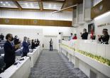 Konak Belediye Meclisi Olağanüstü Toplandı