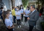 Konak Belediyesi, Barış Çocuk Orkestrası'na Kucak Açtı