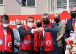 Konak'ta 1 Mayıs'tan Önce Sözleşme Bayramı