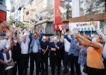 Konak'ta Güvencinler Barışa Uçtu