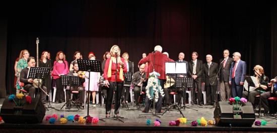 Konak'ta Yaşlılar Haftası Konserle Kutlandı