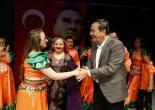 Konak'ta Halk Oyunları Coşkusu