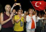Konak'ta Yeni Türkü ile Kurtuluş Coşkusu