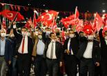 Konak'ta Cumhuriyet Bayramı Coşkusu