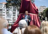 Mübadele Parkı ve Anıtı Açıldı