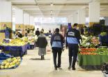 Konak'ta Pazarlara Kısıtlama Ayarı