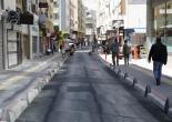 Tenhalaşan Sokaklarda Ekipler İşbaşında