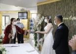 Konak'ta Yeni Normalleşmede İlk Nikahlar Kıyıldı
