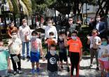 Çocuklar Sokağa Çıktı, Renkli Görüntüler Oluştu