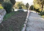 Emir Sultan Mahallesi Boğaziçi Atatürk Parkı Arızalı Elektrik Kabloları Yenileme Çalışması