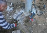 Çınartepe Mahallesi Ozan Fazıl Gültekin Parkı İlave Aydınlatma Elektrik Altyapı Çalışması
