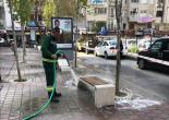 Konak'ta Karış Karış Dezenfeksiyon