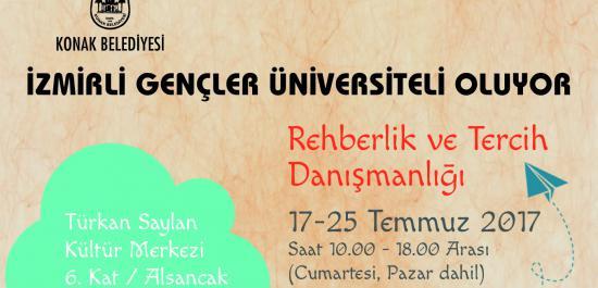 İzmirli Gençler Üniversiteli Oluyor