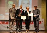 Şampiyon Kızlara Bir Ödül de TÜRFAD'dan