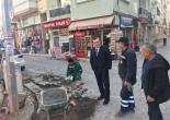 Fuat Göztepe Parkı Baştan Aşağıya Yenileniyor