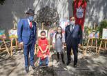 Konak'ta 23 Nisan Resim Yarışması Ödülleri Minik Sahipleri İle Buluştu
