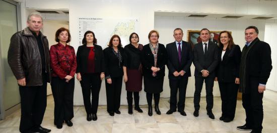 Yunan Başkan'ı Duygulandıran Ziyaret
