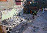 Kaçak Bina Yıkıldı Tarihi Sarnıç Ortaya Çıktı