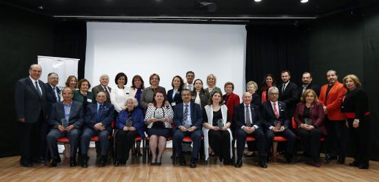 Alsancak'a ve İzmir'e Emek Verenler Ödüllendirildi