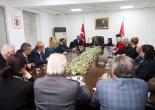 Meclis Üyeleri Birliğinden Pekdaş'a Ziyaret