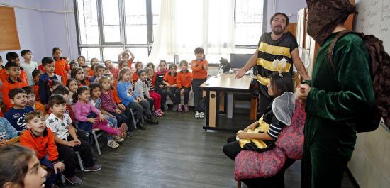 Arıcık Okulları Gezmeye Devam Ediyor