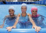 Havuz Keyfi Eğlenceyle Noktalandı